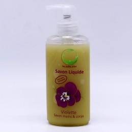 Savon liquide Violette